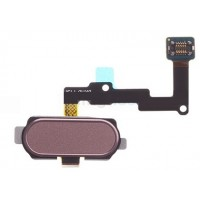 Samsung Galaxy J3 Pro Fingerprint Sensor Flex Cable - Pink